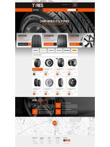 Купить интернет магазин шины и диски cms